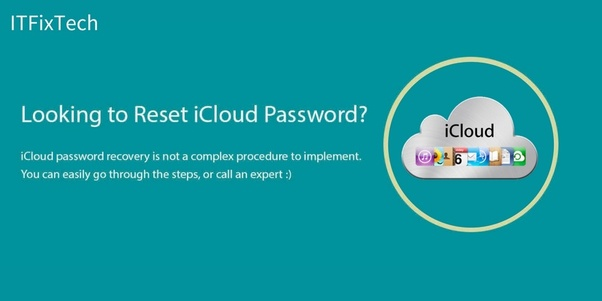 how to restore forgotten icloud password