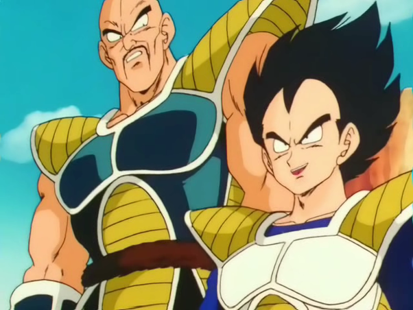 Vegeta became the first Super Saiyan and defeated Frieza, how ...
