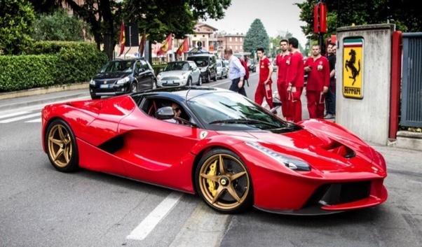 Can You Daily Drive A Ferrari Laferrari Quora