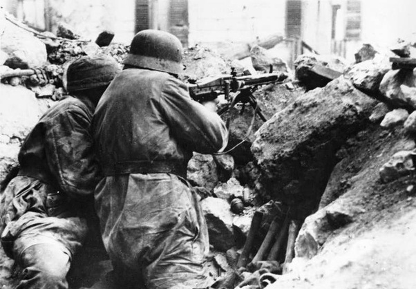 Most iconic images of world war 2