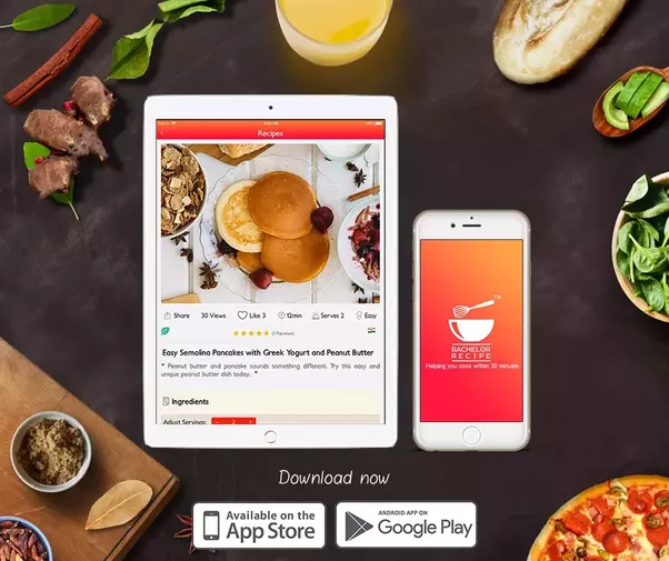 Are there any cooking apps with easy recipes quora no matter which phone you have this one application is best to get daily recipes which you can cook in under 60 minutes forumfinder Images