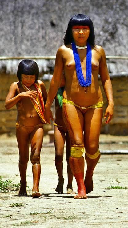 Tribe voodoo sex ritual grows enormous penis