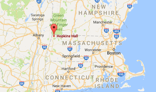 What is the best way to get to Williams College Massachusetts from
