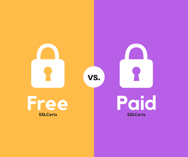 What are the pros and cons using a free SSL Certificate for signing ...