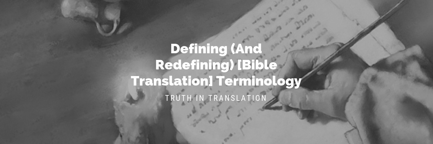 Is the New Living Translation Bible actually a translation