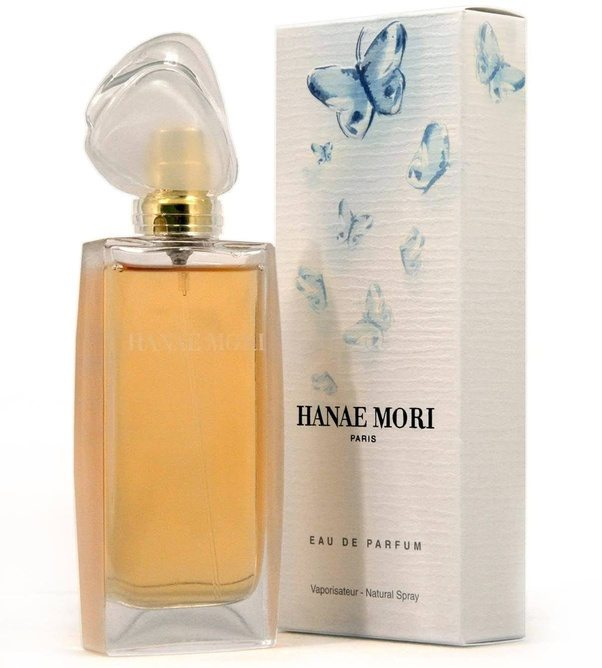 certain perfume he to wear a When wants you