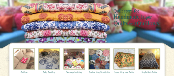 Can selling baby quilts on line be successful? - Quora