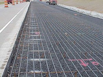 What Is The Difference Between A Reinforced Concrete Road