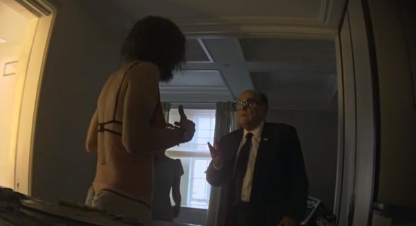 Giuliani sex pervert
