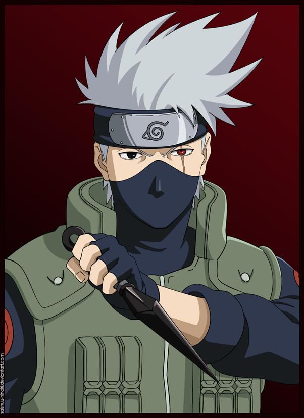 porn Naruto masturbate kakashi
