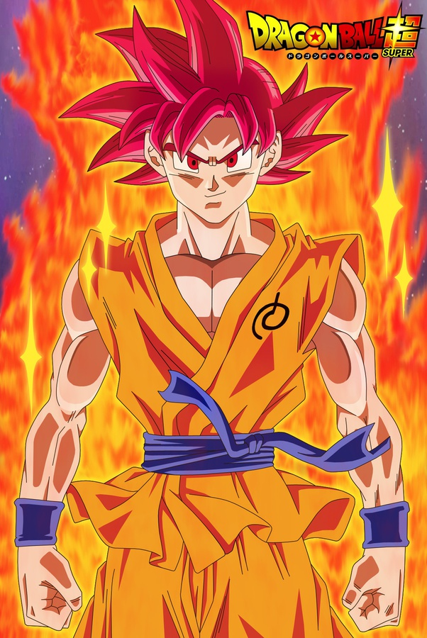 What Is The Difference Between Super Saiyan God And Super Saiyan Blue In Dragon Ball Super Quora