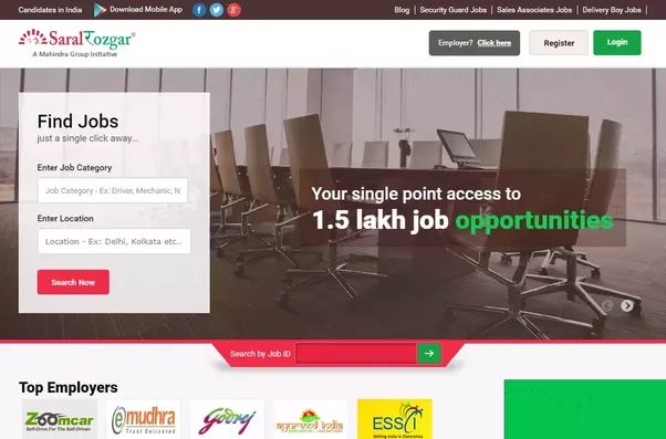 what is the best job search site
