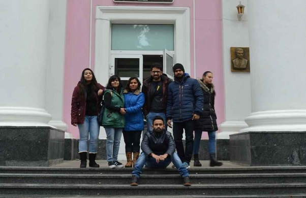 I Have Sent Many Students For Mbbs In Ukraine And Will Give The Example Of Vinnitsa National Medical University Here There