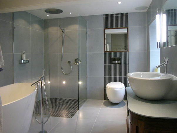 Home Decor What S The Best Way To Redecorate A Bathroom Quora