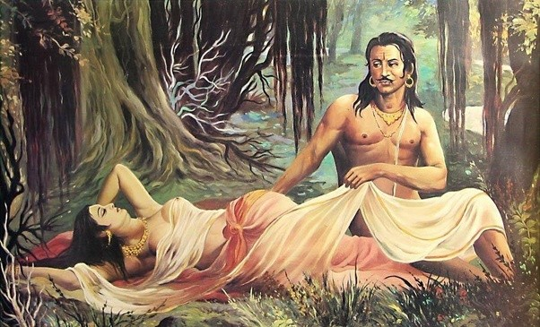 Ancient india sex cartoon images of kings