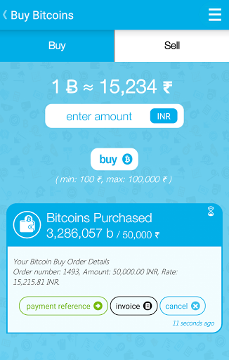 Is it safe to buy and hold bitcoins via zebpay quora zebpay screeshot image ccuart Gallery