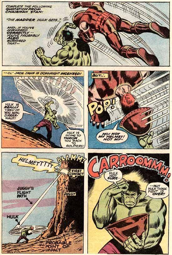 Who would win: the Juggernaut or the Hulk? - Quora