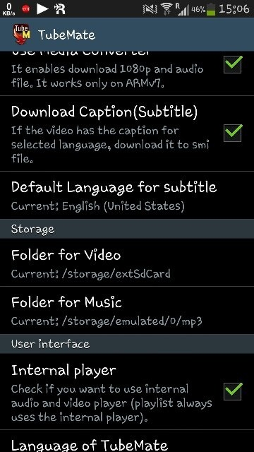 How to store tubemate videos on an sd card in android quora reheart Choice Image