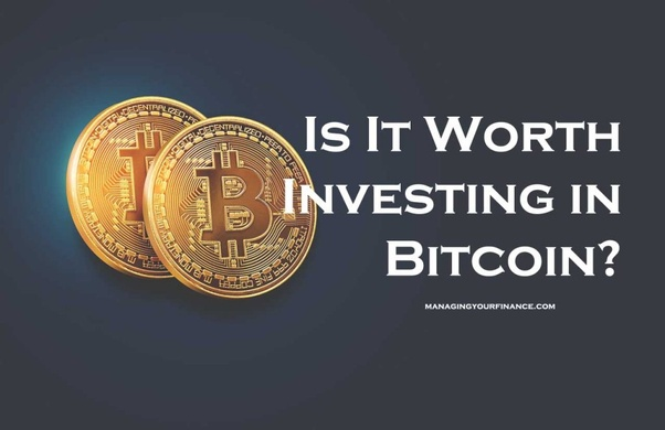 Is bitcoin worth investing in quora if you invested in bitcoin back in 2009 congratulations for the rest of us there are a lot of risks to consider ccuart Images