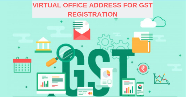 What are the benefits of a virtual office address for GST