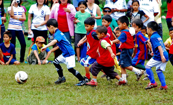 Sport Wallpaper Kids: Why Are Sports And Games Important For Children?