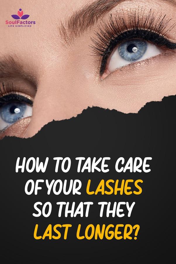 How long do eyelash extensions last? - Quora