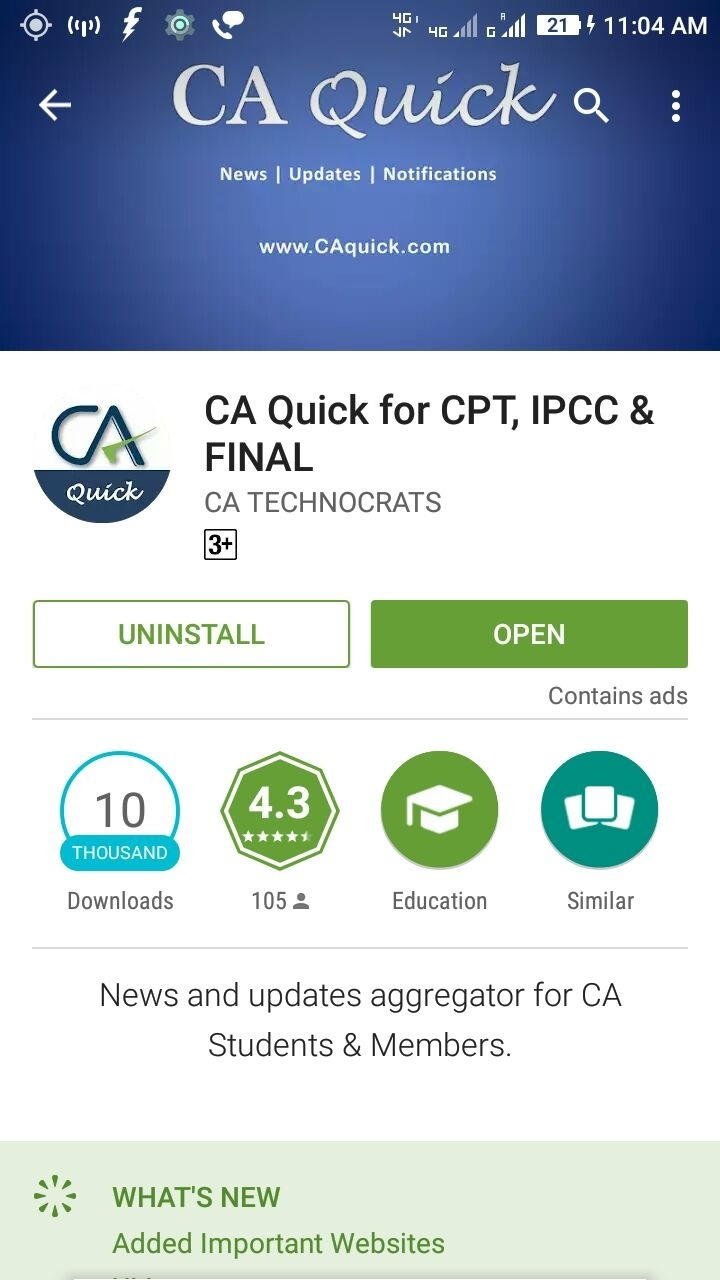 ca cpt study material free download
