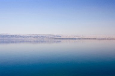 Why does human float on dead sea? - Quora