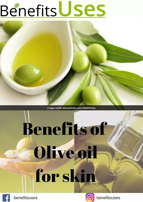 Does olive oil lighten skin? - Quora
