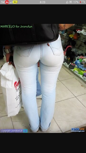 Tight Girl Jeans