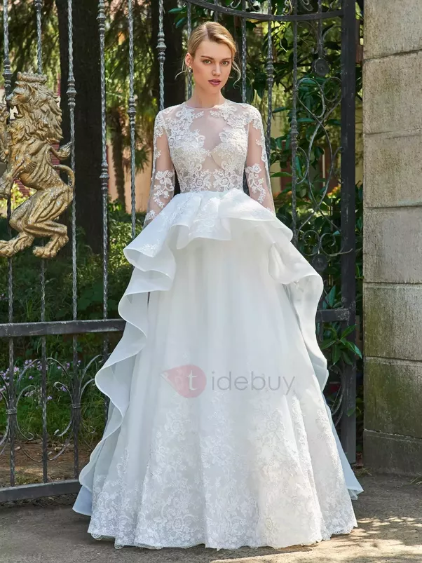 What are the best brands to buy a wedding dress from on a reasonable ...