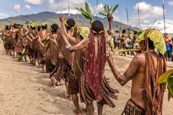 Inilah Perbedaan Papua Indonesia Dan Papua Nugini!