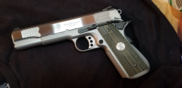 What Is The Best 1911 Pistol For Under 1000 Dollars Quora