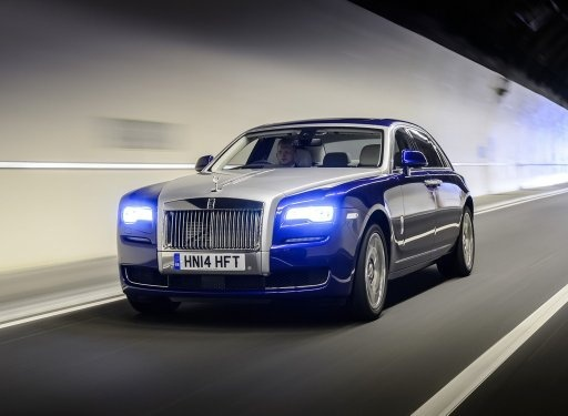 The Wraith Is Coupe Version Of Ghost And Uses Same Platform This More Stylish It Compromises A Little On Back Seat Comfort For