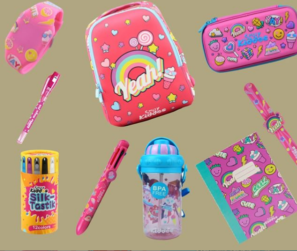 e0ff2acdd Shop Now at : School Stationery - Buy School Stationery For Kids Online in  India - Smily Kiddos