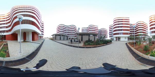 How is IIT Hyderabad campus? - Quora