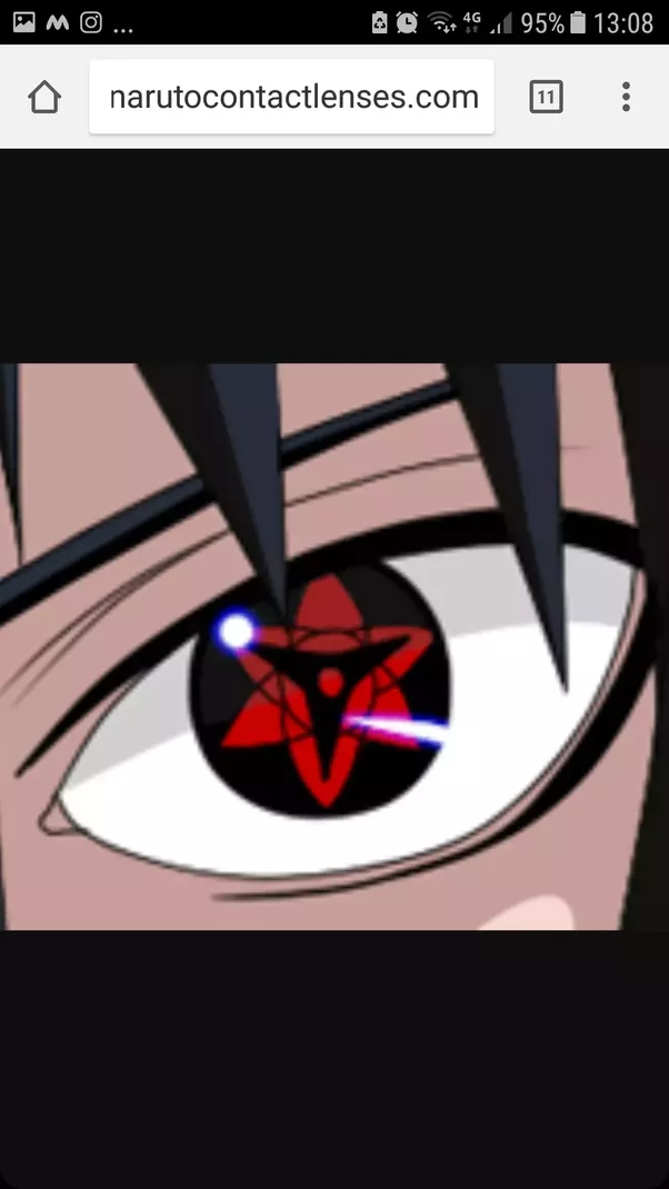 what is the difference in looks between sasuke s mangekyo sharingan