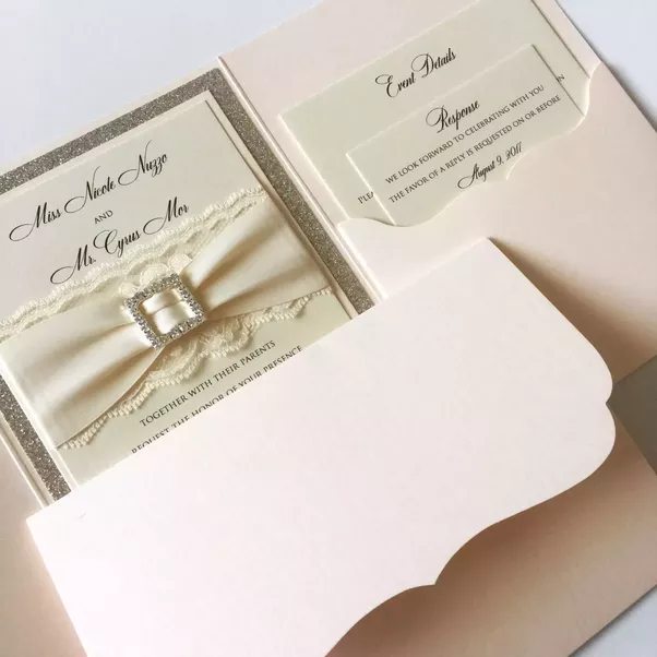What are some of the best designed wedding invitation cards Quora