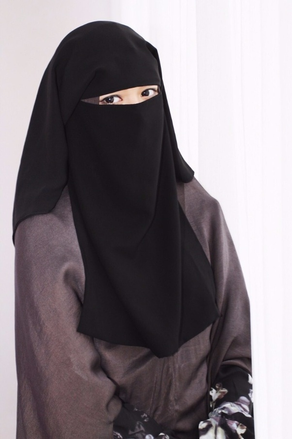As a feminist, what is your opinion of the niqab and the