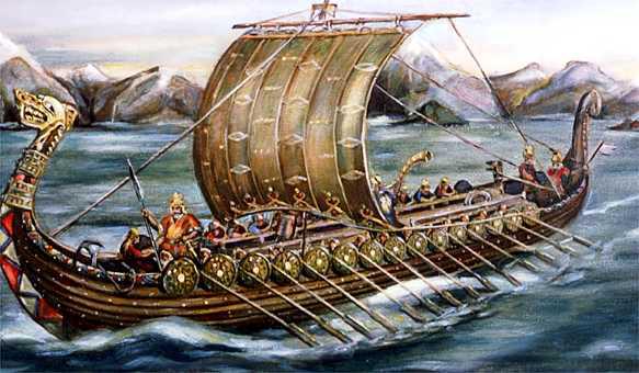 Por Qué A Mediados Del Siglo Xi Los Vikingos Perdieron Todo Su Protagonismo En La Historia De Europa E Incluso De Escandinavia Quora