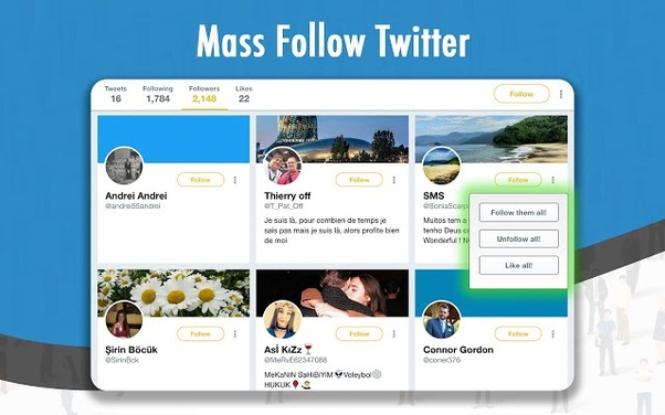 Which is best Free Twitter tools to unfollow non followers? - Quora