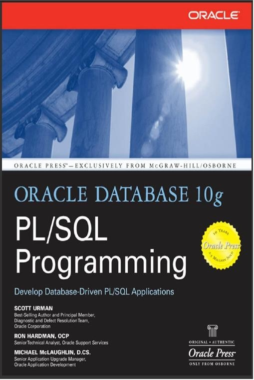 Books to learn pl/sql? | Oracle Community