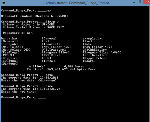 What is a command prompt? - Quora