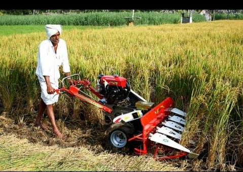 modern methods of agriculture in india