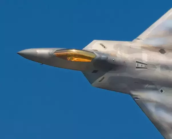 There is a layer of conductive metal embedded in the canopy to prevent EM and RF energy from entering (or leaving) the cockpit.  sc 1 st  Quora & Would F-22s or F-35s be disabled by a strong EMP shock? - Quora