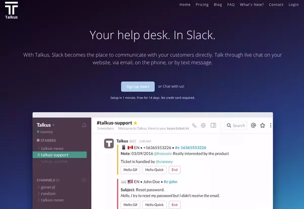 live chat apps for support that can be integrated with slack quora. Black Bedroom Furniture Sets. Home Design Ideas