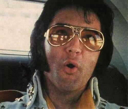 Elvis Sunglasses Las Vegas David Simchi Levi