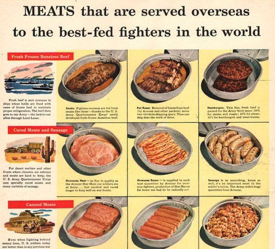 Why did world war ii soldiers eat so much candy quora most food was prepared by kitchens and the us prided themselves on having really good field kitchens with a pretty high degree of variety and good quality forumfinder Image collections