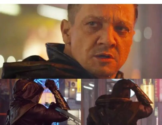 Why Is Hawkeye Using A Sword Instead Of His Bow And Arrow In