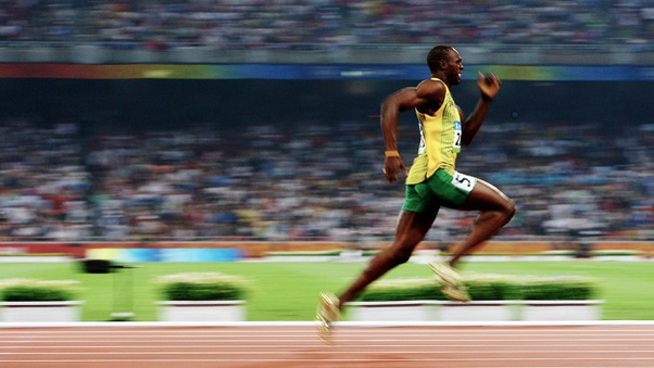 What is Usain Bolt Top Speed? 8
